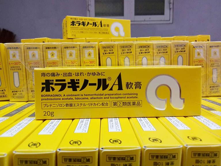 Tìm hiểu những thông tin cần biết về sản phẩm thuốc bôi trĩ chữ A của Nhật Bản: Thành phần, công dụng, chỉ định, hướng dẫn sử dụng và một số thông tin khác
