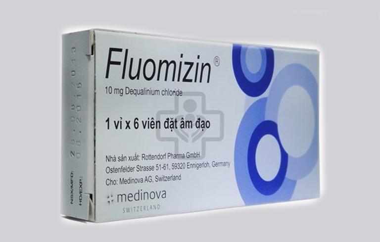 Thuốc chứa dequalinium chloride cho tác dụng kháng khuẩn, tiêu diệt mọi dấu hiệu viêm lộ tuyến cổ tử cung, ngăn chặn bệnh chuyển biến nặng.