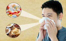 Thuốc trị viêm mũi dị ứng