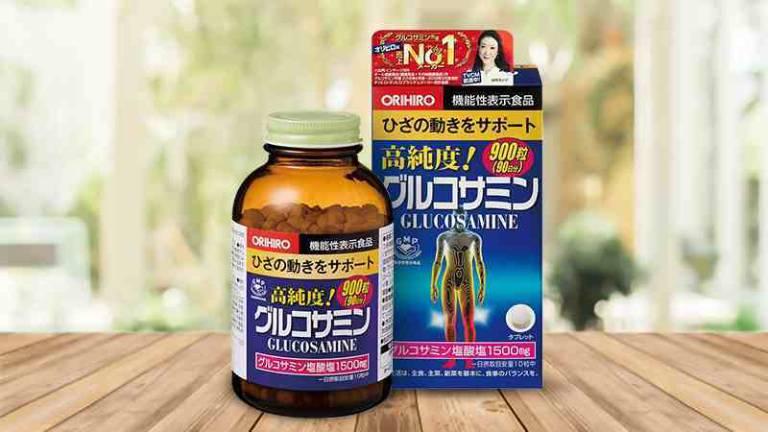 thuốc glucosamine của Nhật tốt nhất