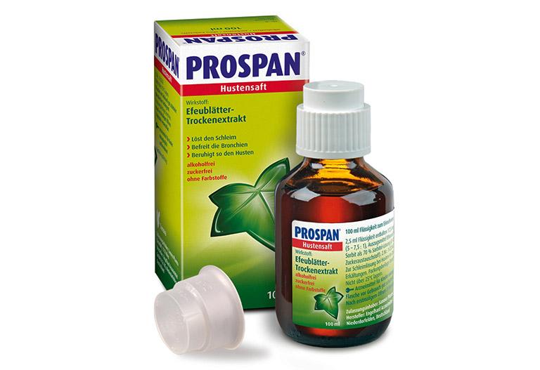 Thuốc ho Prospan của Đức