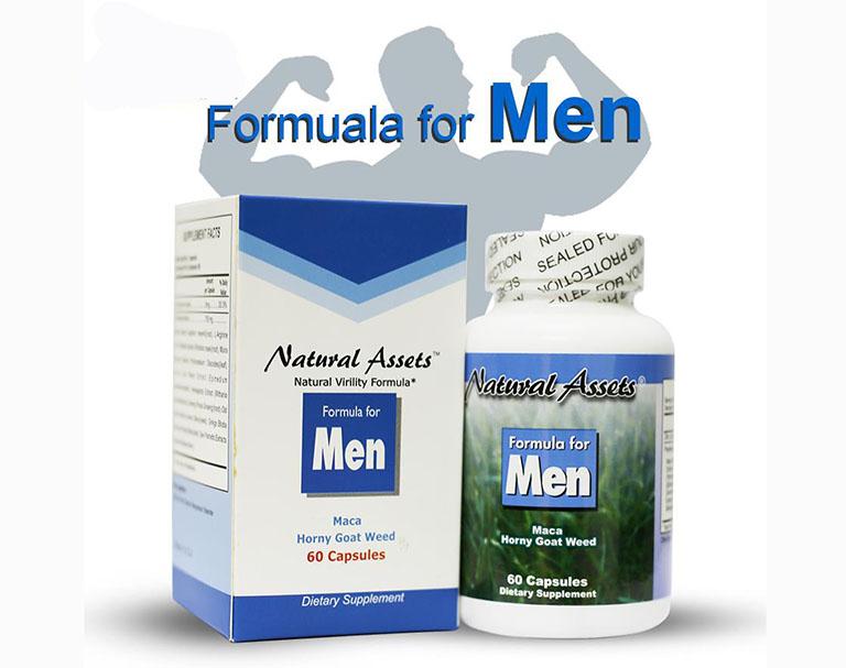 Formula for Men - Mỹ