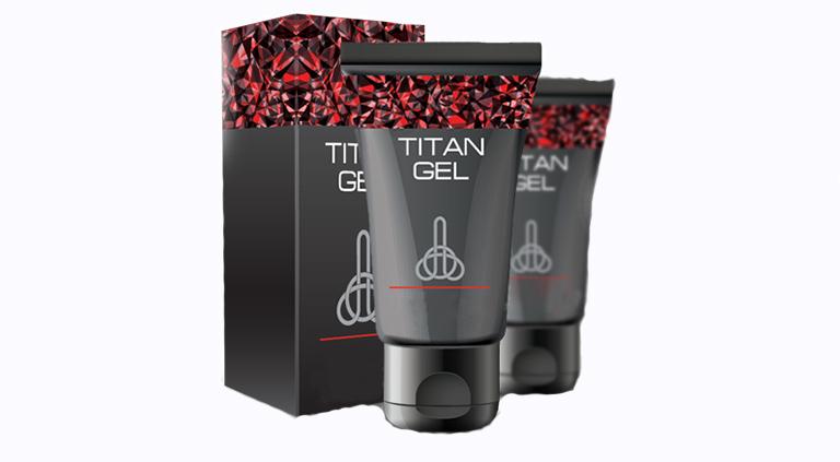 Thuốc bôi Titan Gela - Nga
