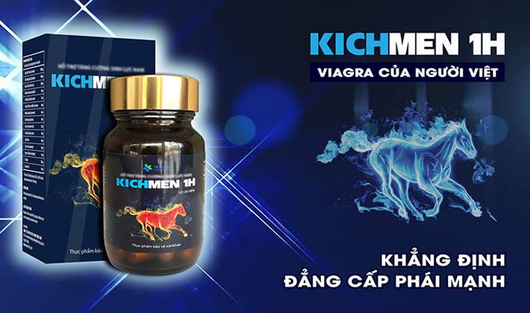 Kichmen 1h và Kichmen Plus - Việt Nam