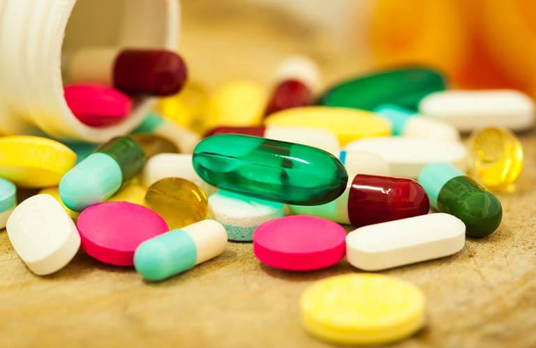 Tương tác thuốc tiêu trĩ Safinar