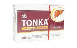 Thuốc Tonka thích hợp dùng ở người bệnh từ 8 tuổi trở lên. Lưu ý, thuốc Tonka không dành cho phụ nữ mang thai và trẻ có tiền sử động kinh, sốt co giật.