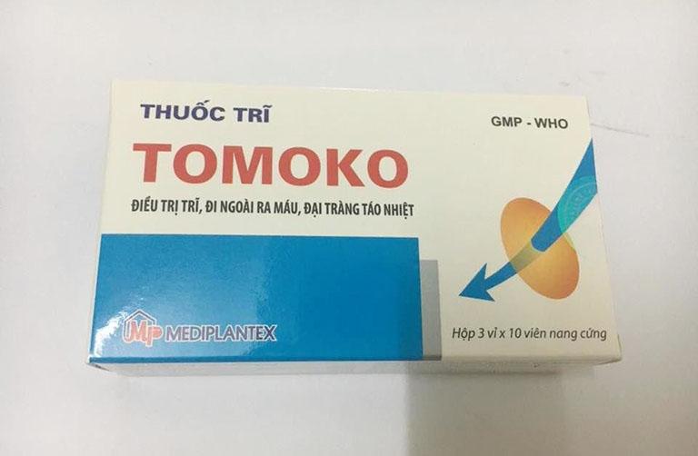Công dụng và những lợi ích của thuốc trĩ Tomoko