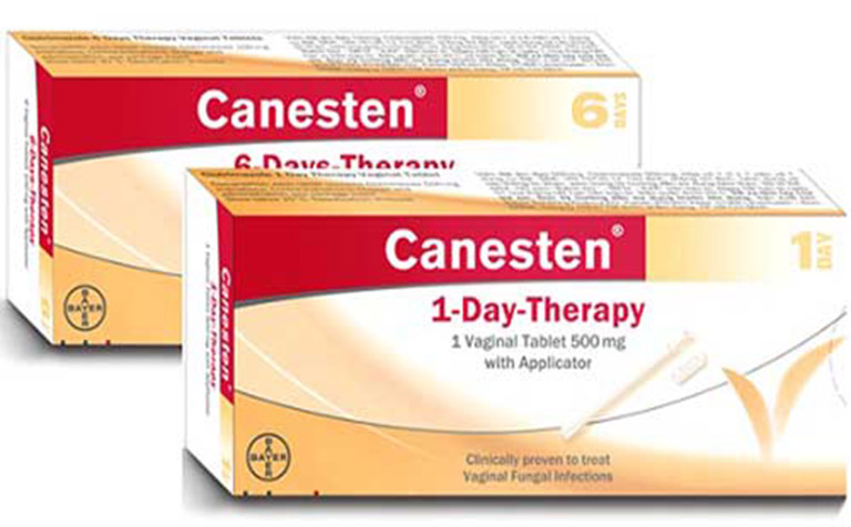 Canesten là viên đặt được chỉ định cho phụ nữ mang thai