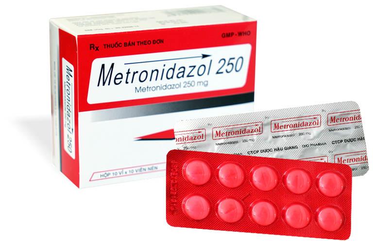 Nhóm thuốc này phù hợp cho những trường hợp mắc bệnh do vi khuẩn kỵ khí và Trichomonas