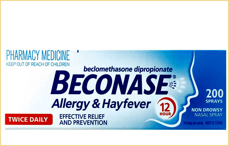 Thuốc xịt Beclomethason