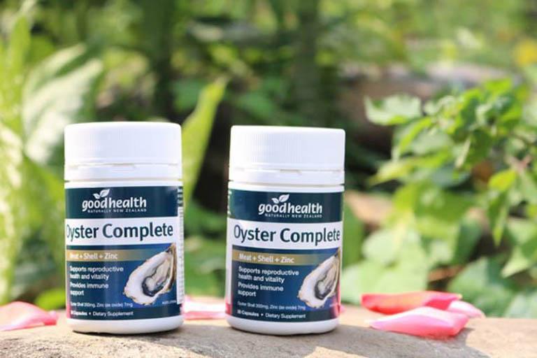 Đối tượng sử dụng Tinh chất hàu Oyster Plus