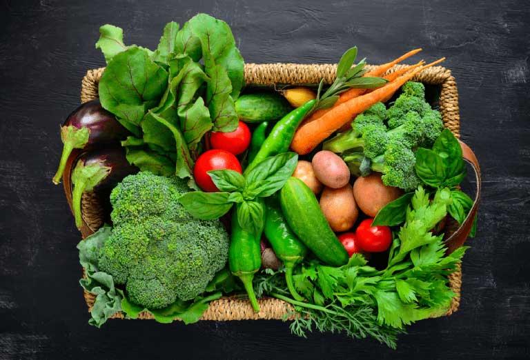 Chế độ ăn uống khoa học góp phần khắc phục triệu chứng xơ gan