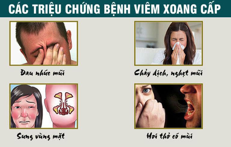 Các triệu chứng bệnh cần được phát hiện sớm