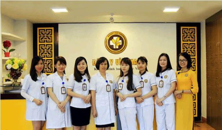 Trung tâm sản phụ khoa Đông y Việt Nam