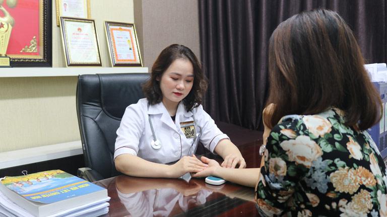 Điều trị viêm lộ tuyến cổ tử cung