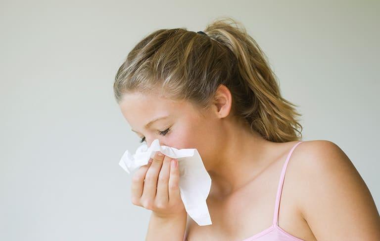 Viêm mũi dị ứng mãn tính là tình trạng bệnh nặng, nghiêm trọng
