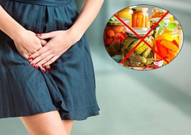 Nên xây dựng chế độ dinh dưỡng hợp lý để phòng ngừa bệnh viêm phụ khoa