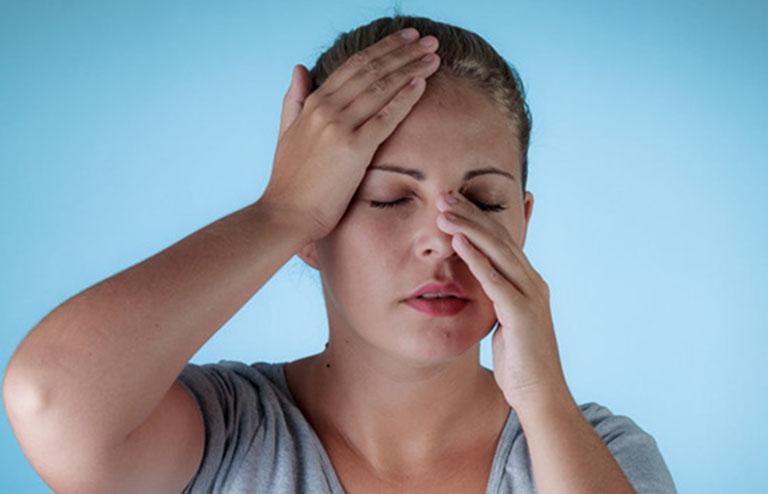Viêm xoang mũi gây ho nhiều về đêm