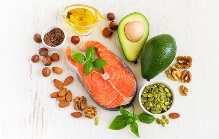 Viêm xoang nên ăn thực phẩm giàu omega-3