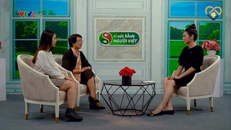 """Bác sĩ Nhuần có mặt trong chương trình """"Vì sức khỏe người Việt"""""""