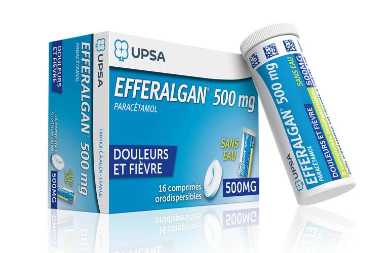 Tác dụng phụ của thuốc Efferalgan