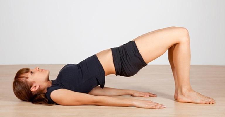 Bài tập hỗ trợ cải thiện tình trạng đau vùng thắt lưng