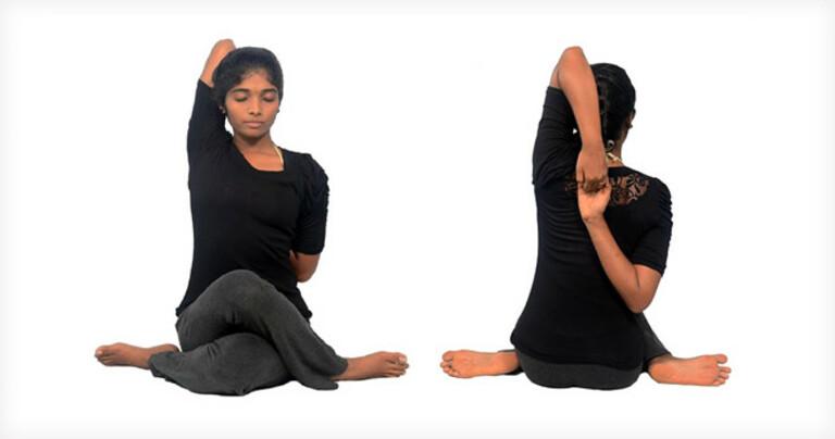Thực hiện các bài tập chữa đau vai gáy là cách được nhiều mẹ sinh mổ áp dụng vì an toàn và hiệu quả cao.