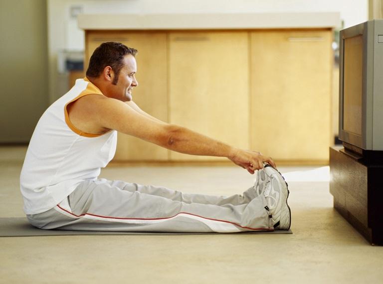 Kiên trì tập luyện mỗi ngày sẽ giúp nam giới khắc phục tình trạng xuất tinh sớm