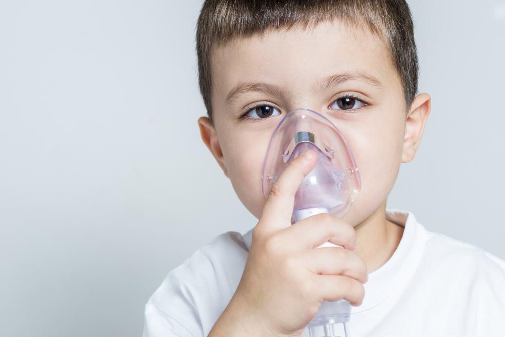 Trẻ em có nguy cơ mắc bệnh hen suyễn cao hơn người lớn từ 5 - 10%