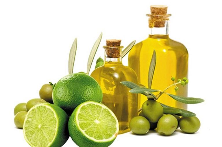 Sử dụng chanh và oliu là phương pháp tẩy sỏi tại nhà đơn giản, an toàn