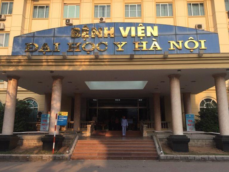Bệnh viện Đại học Y Hà Nội hoạt động theo mô hình trường học kết hợp bệnh viện, đảm bảo chất lượng thăm khám và đào tạo