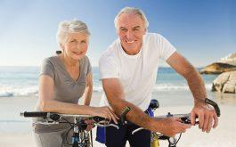 Bị đau khớp gối có nên đi xe đạp?