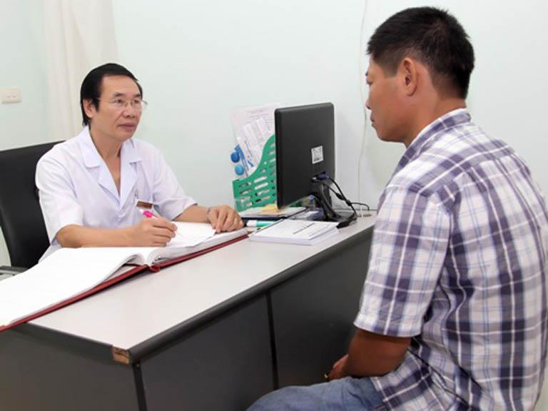 Bác sĩ Nguyễn Khắc Lợi