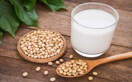 Buồng trứng đa nang có nên uống sữa đậu nành