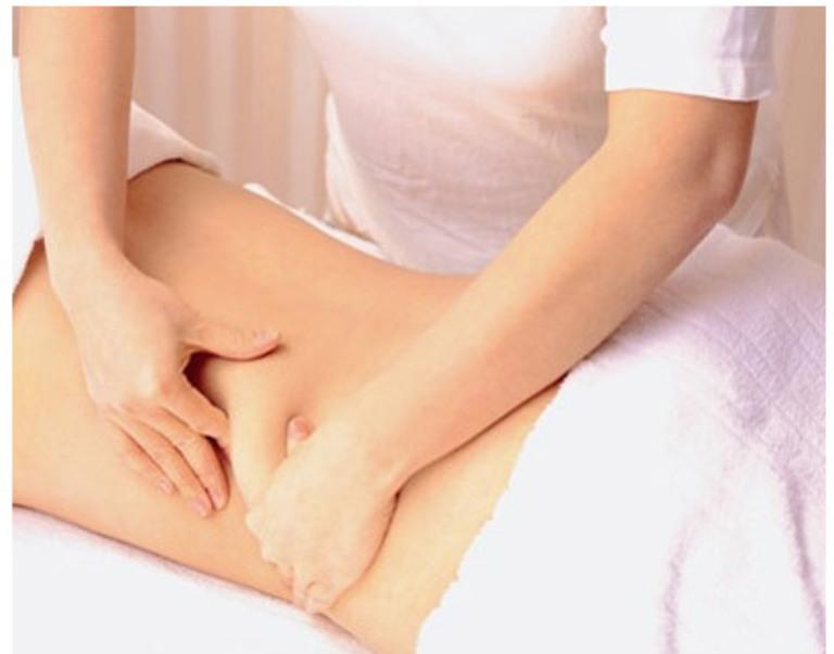 Kỹ thuật bóp nắn các nhóm cơ để hạn chế tụ máu gây đau nhức. Tuy nhiên, bóp nắn quá lâu hoặc quá mạnh sẽ phản tác dụng.