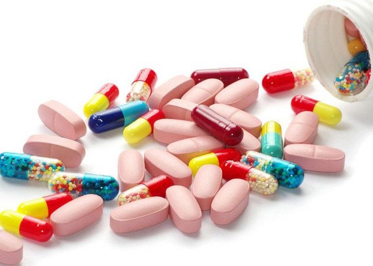 Thuốc Tây làm hại các tế bào gan