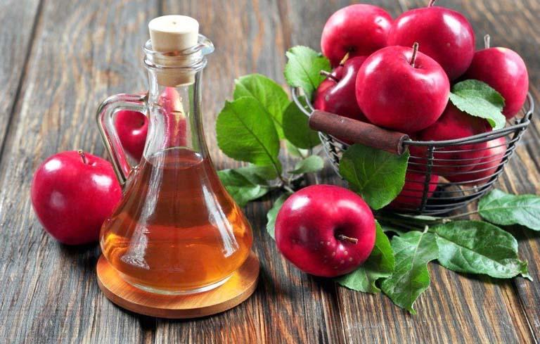 Cách chữa đa nang buồng trứng bằng mẹo dân gian với giấm táo