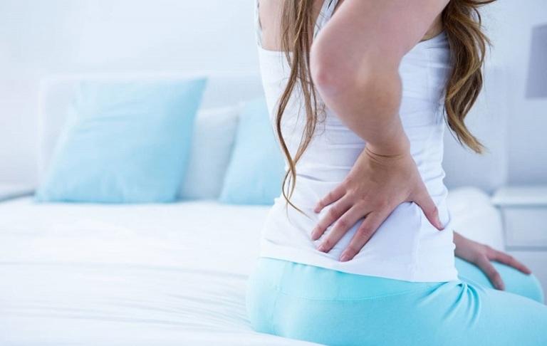 Hơn 50% phụ nữ sau sinh mổ bị đau cột sống. Một số tự khỏi, số còn lại kéo dài dai dẳng hoặc tái đi tái lại nhiều lần.