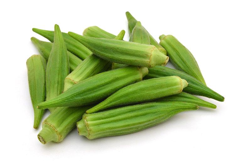 Tác dụng của đậu bắp chữa khô khớp