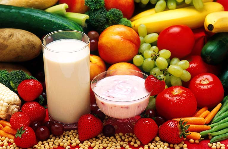 Bổ sung đầy đủ khoáng chất và vitamin