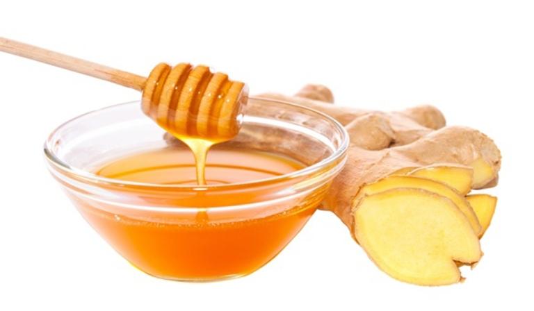 Gừng và mật ong khắc phục triệu chứng hôi miệng