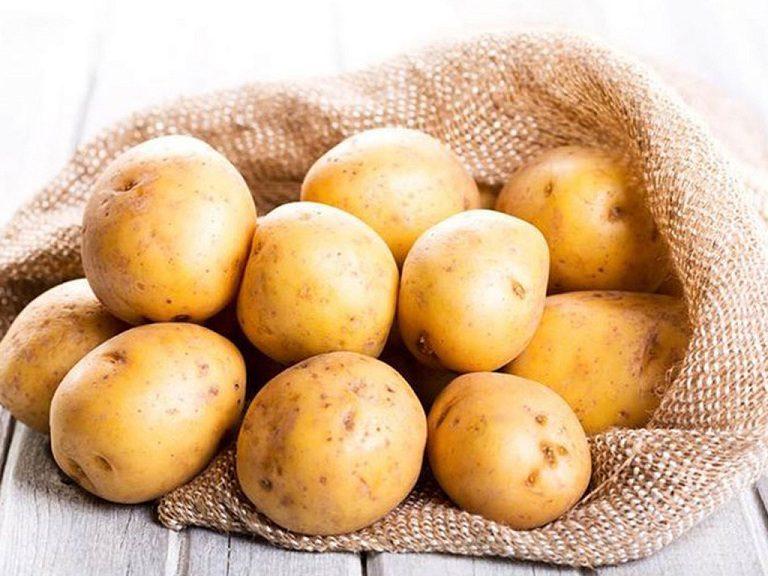 Khoai tây có nhiều công dụng làm đẹp, đặc biệt giúp giảm thâm nám hiệu quả