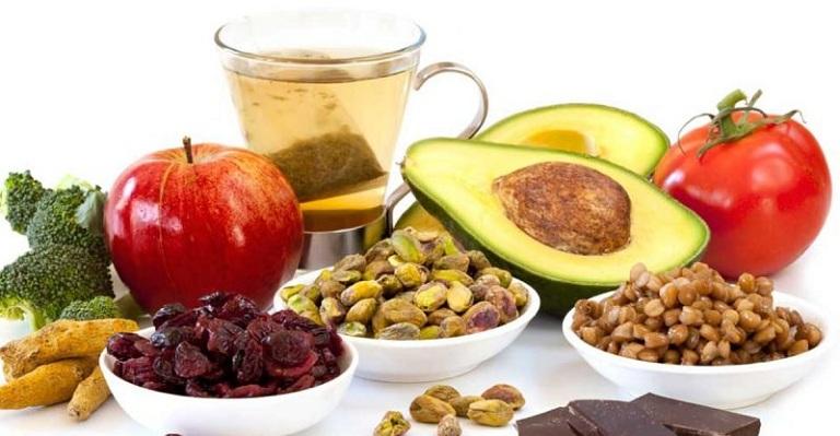Người bi nám da nên tăng cường ăn thực phẩm giàu vitamin e