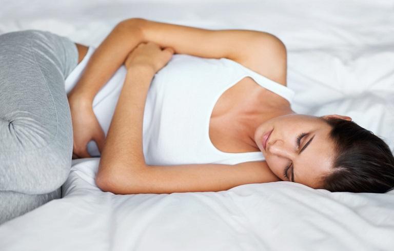 Đau bụng kinh không ra máu là một hiện tượng không thường gặp, vì vậy mà khiến chị em lo lắng