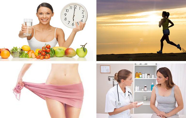 Xây dựng lối sống lành mạnh, chế độ ăn uống khoa học, thường xuyên kiểm tra sức khỏe Phụ khoa là những gì mà chúng ta nên làm để phòng tránh bệnh