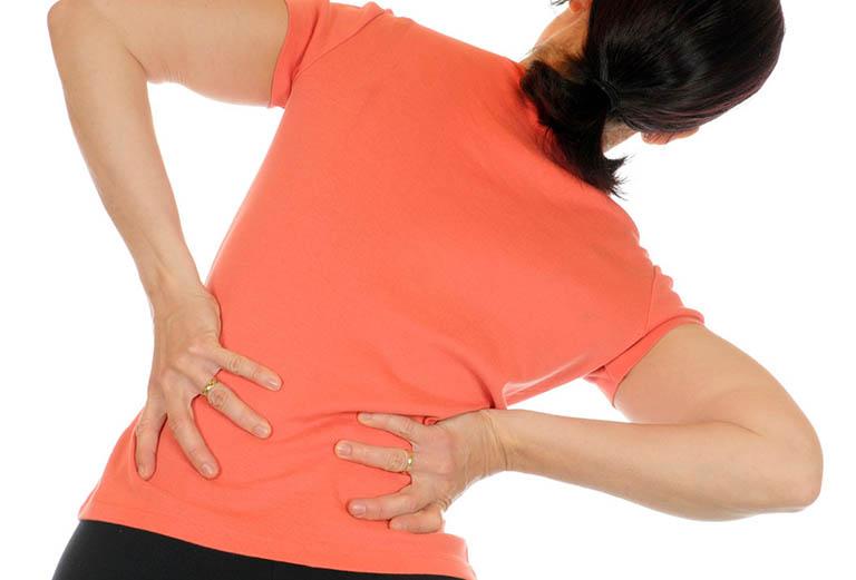 Biểu hiện của tình trạng đau dây thần kinh hông