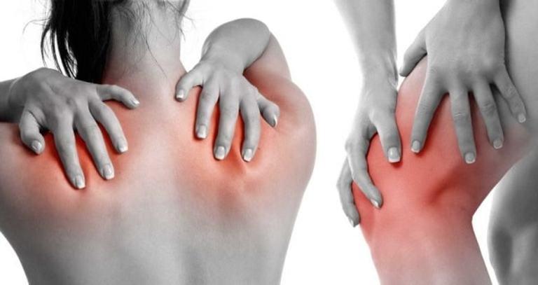 Đau nhức xương khớp là tình trạng hầu hết phụ nữ sau sinh thường gặp nhưng không phải ai cũng biết cách điều trị.