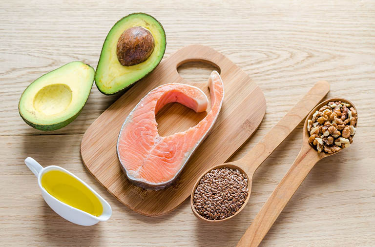 Thực phẩm giàu acid béo