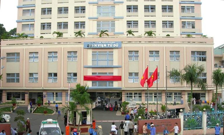 Bệnh viện Từ Dũ - Địa chỉ chữa phụ khoa hàng đầu Hồ Chí Minh bằng phương pháp hiện đại