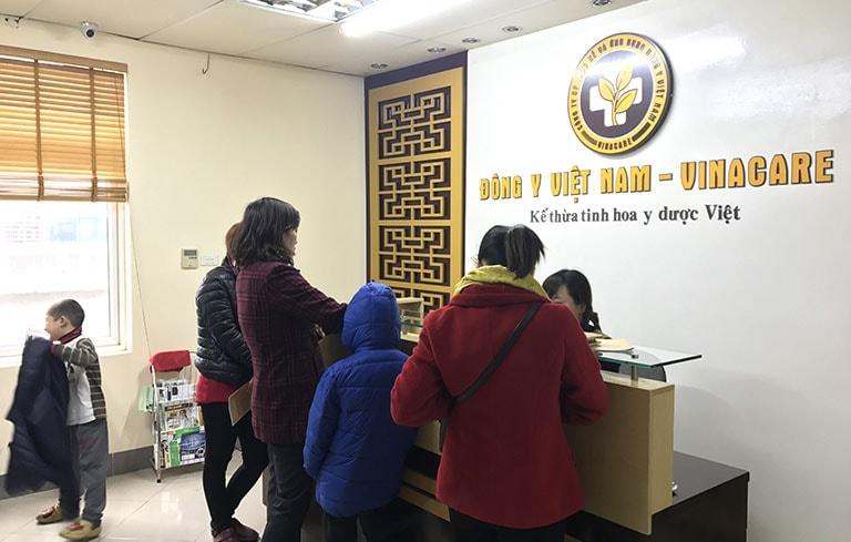 Khám chữa bệnh phụ khoa tại Trung tâm Thừa kế và Ứng dụng Đông y Việt Nam